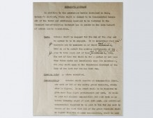 Paul Robeson's <em>Othello</em> Contract